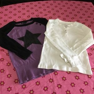 Other - Two Sweater Girls Size S/M